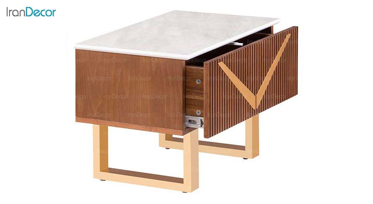 میز پاتختی بهار نارنج مدل روژان