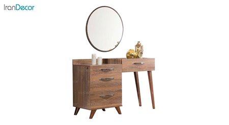 میز آرایش و آینه بهار نارنج مدل وندا