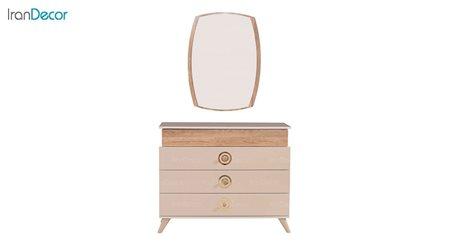 میز آرایش و آینه بهار نارنج مدل سلار