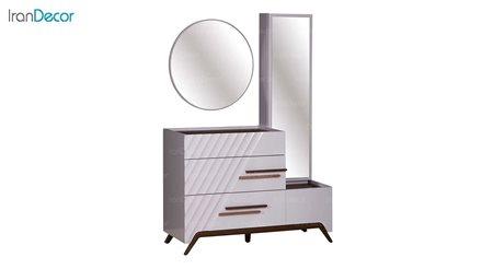 میز آرایش و آینه بهار نارنج مدل الیا