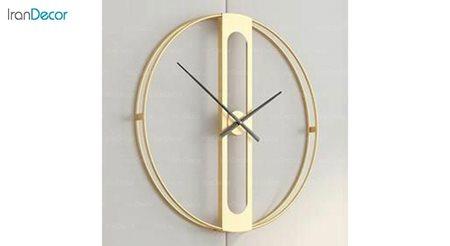 ساعت دیواری فلزی رویال مدل MZ101