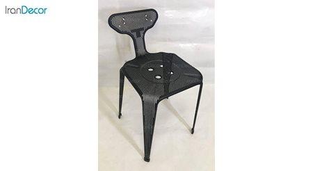 صندلی فلزی نهال سان مدل بیتا پانچی