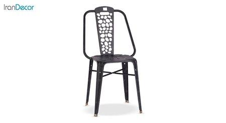 صندلی فلزی طرح سنگ مدل نوید کد 131 از نهال سان