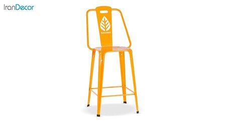 صندلی اپن فلزی طرح برگ مدل نوید کد 122 از نهال سان