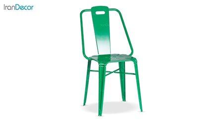 صندلی فلزی ساده مدل نوید کد 111 از نهال سان