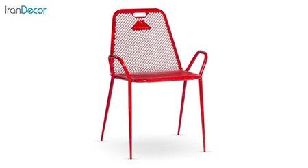 صندلی فلزی تمام پانچ مدل نسیم کد 111 از نهال سان