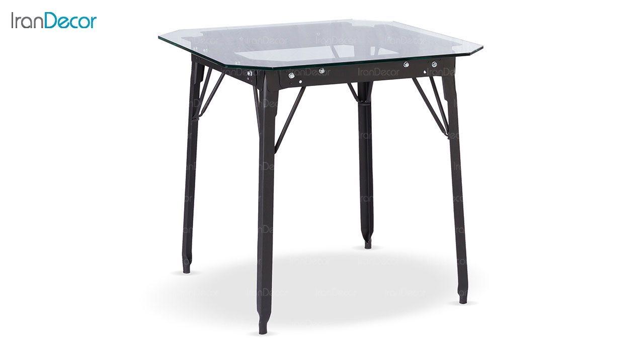 پایه میز فلزی نهال سان مدل پاراکس کد 1A1