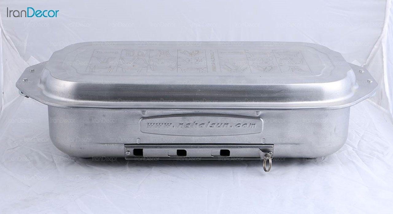 کباب پز نهال سان مدل BBQ کد 120