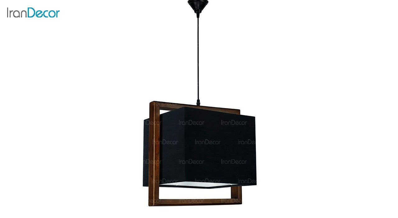چراغ آویز چوبی آرام مدل A7034/03