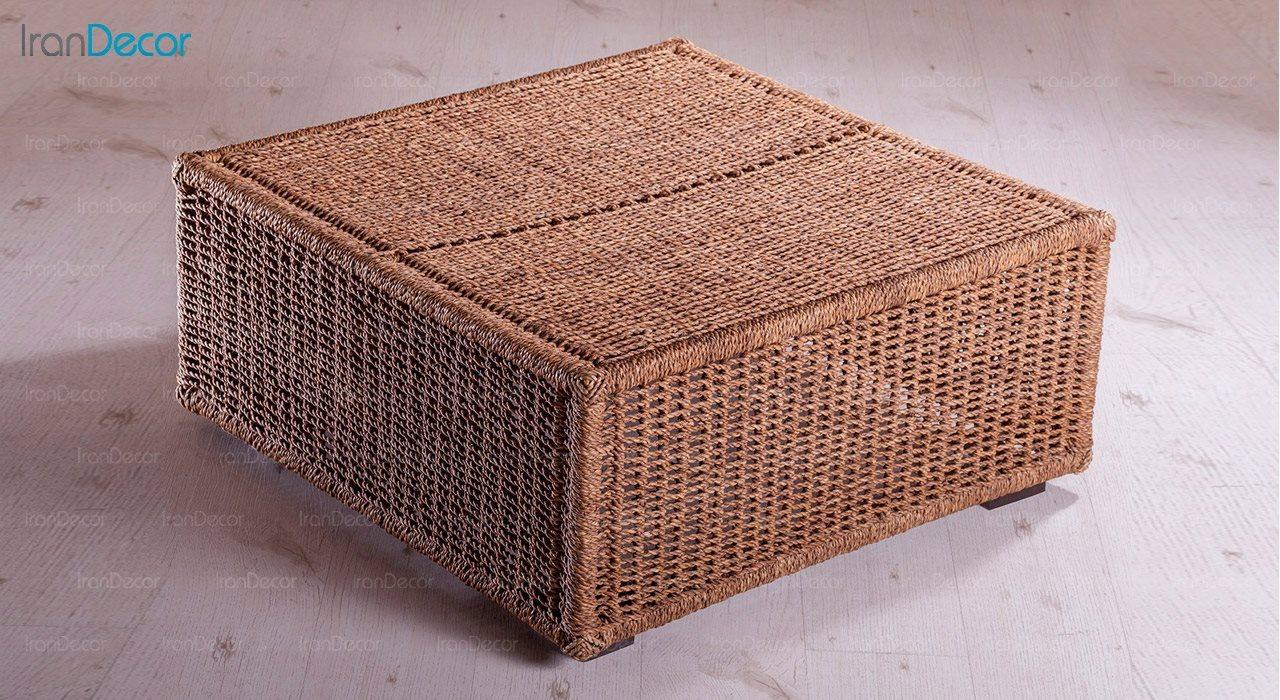 میز جلو مبلی مربع پارسا مدل لیدا