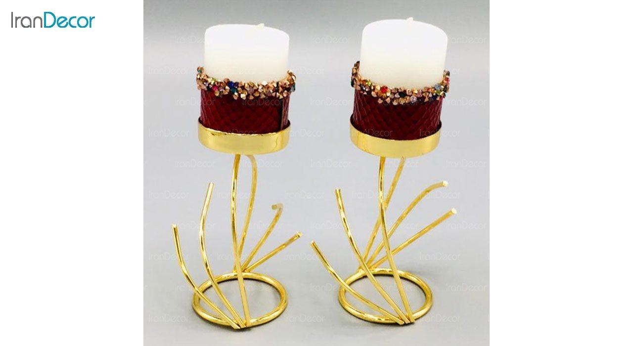 ست شمعدان مدل 1-8530