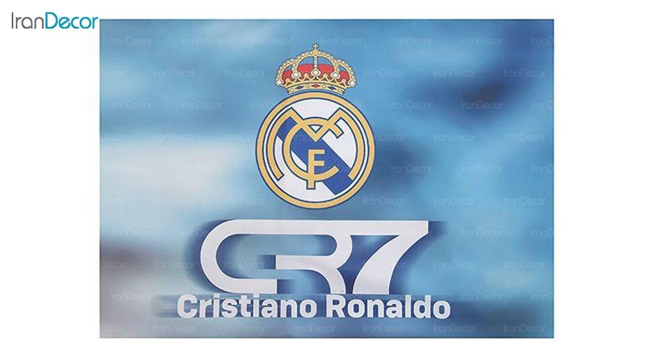 ست روتختی پسرانه نرم آسا مدل رونالدو Ronaldo