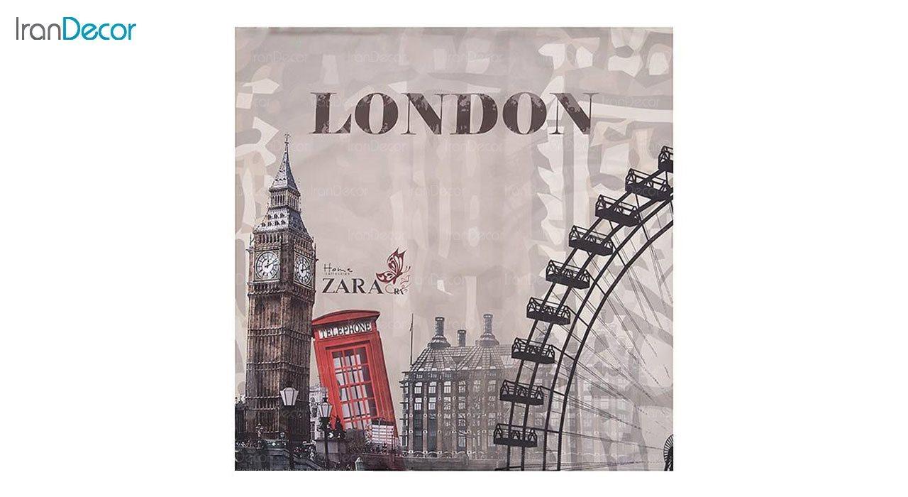ست روتختی تنسل نرم آسا مدل لندن London