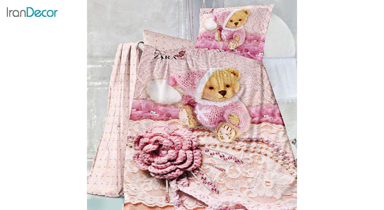 ست روتختی نوزاد نرم آسا مدل CuteDoll