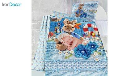 ست روتختی نوزاد نرم آسا مدل Rabbit