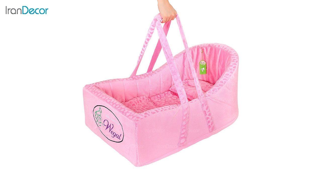 تشک نوزاد قابل حمل وگال مدل بی بی متریس
