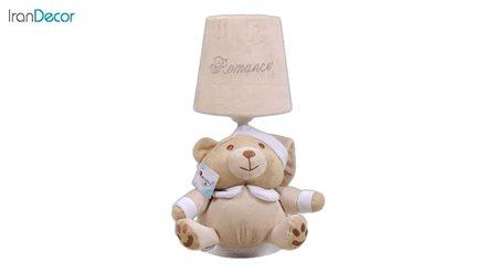 آباژور عروسکی طرح خرس رومنس