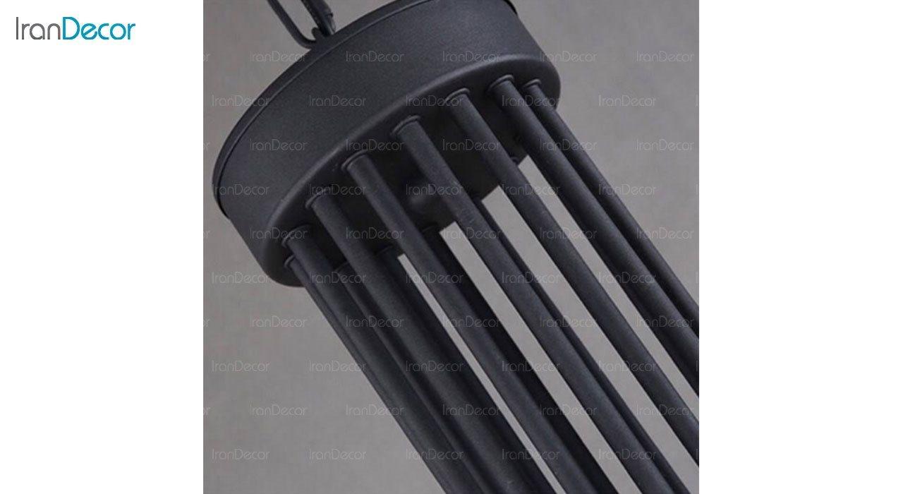 تصویر چراغ سقفی مدرن 16 شعله آرتا مدل 122/16
