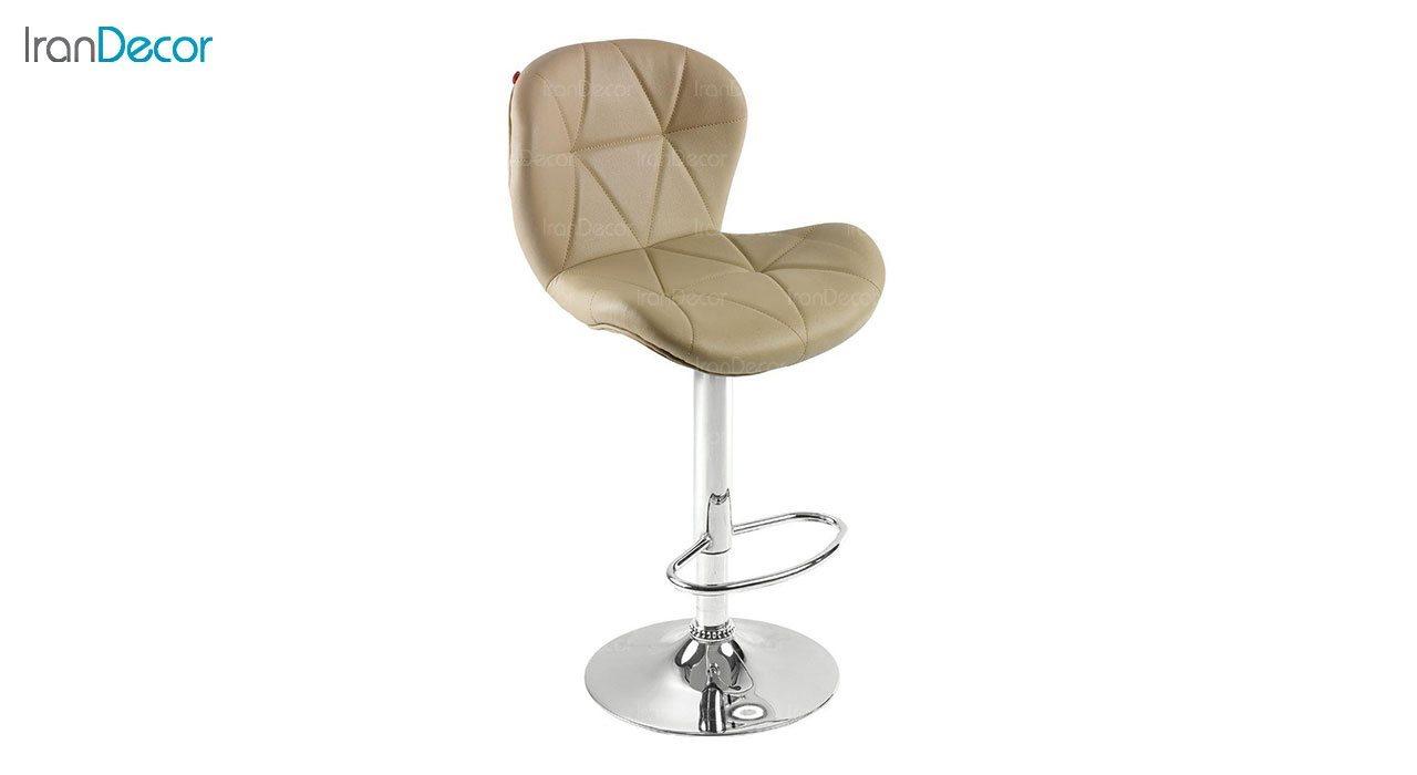 عکس صندلی اپن هوگر مدل BH820 با پایه کروم