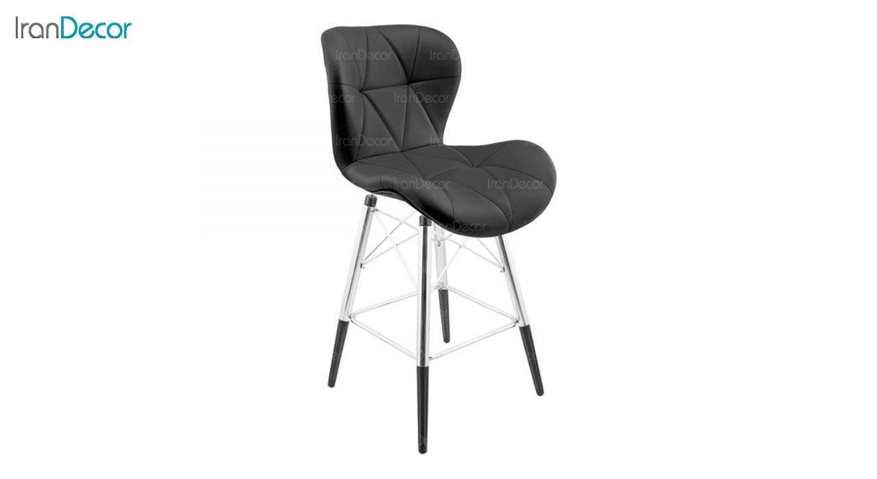 تصویر صندلی اپن پایه فلزی ایفلی هوگر مدل SH830PL