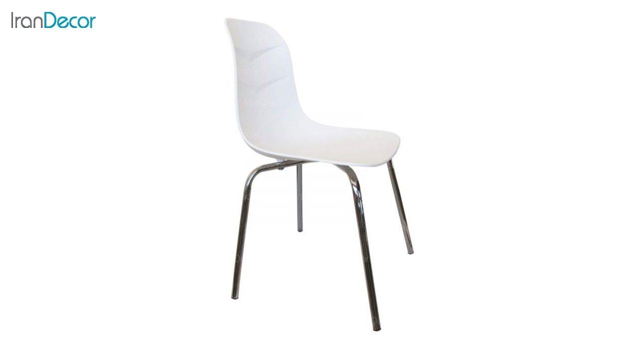 تصویر صندلی پایه فلزی هوگر مدل SH101