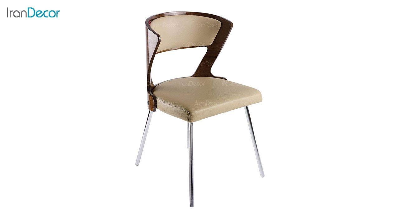 تصویر صندلی پایه فلزی هوگر مدل SH380