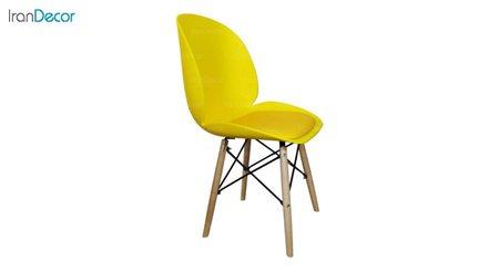 تصویر صندلی پایه ایفلی چوبی هوگر مدل SH103W
