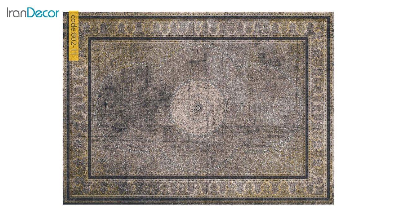تصویر فرش وینتیج برنتین مدل 802-11