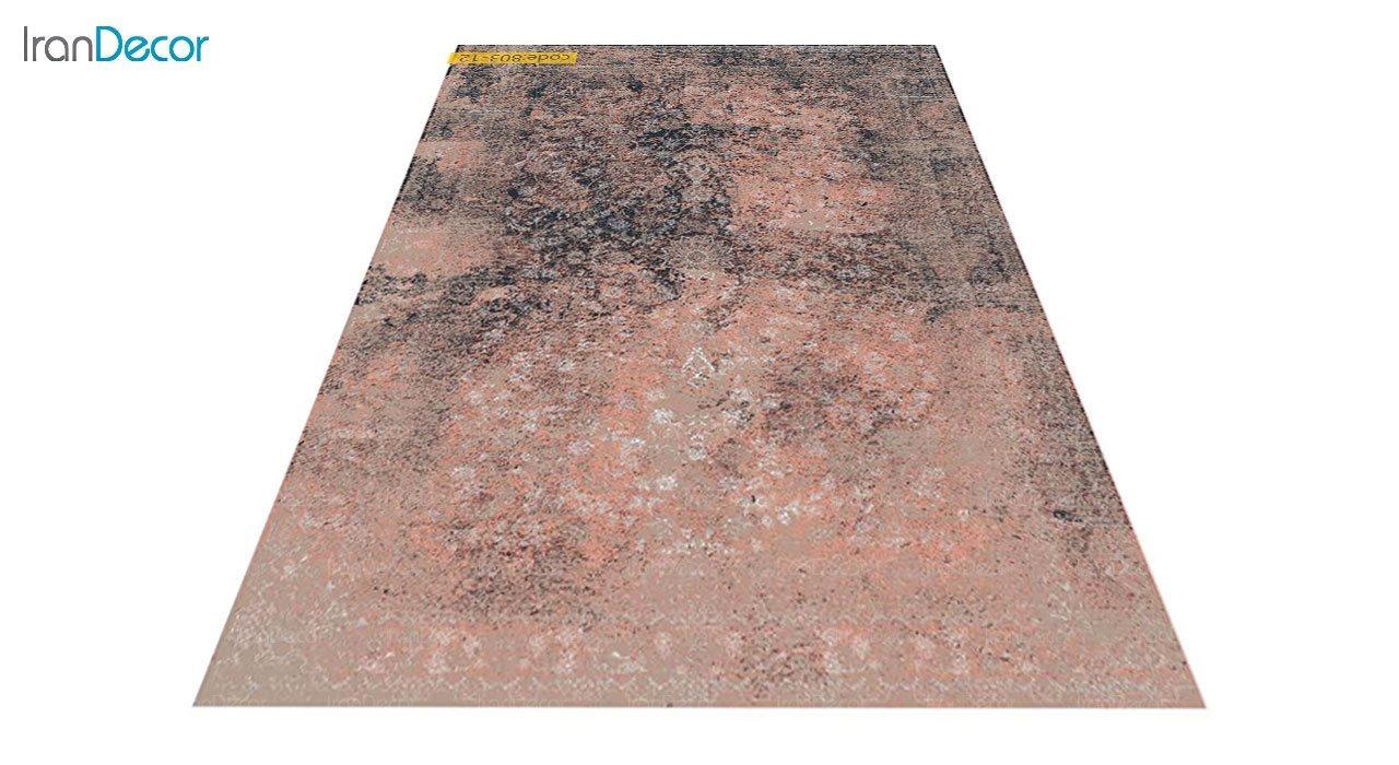 عکس فرش وینتیج برنتین مدل 803-12