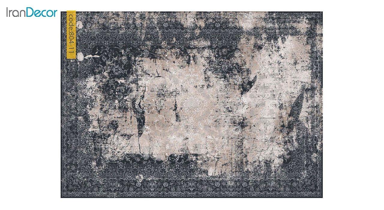 تصویر فرش وینتیج برنتین مدل 804-11