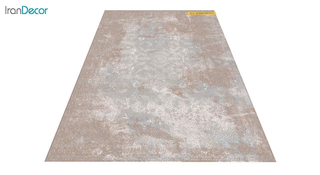 عکس فرش وینتیج برنتین مدل 804-13