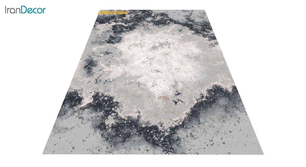 عکس فرش وینتیج برنتین مدل 805-12