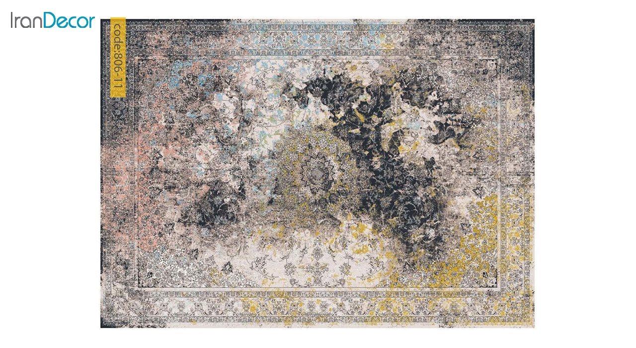 تصویر فرش وینتیج برنتین مدل 806-11