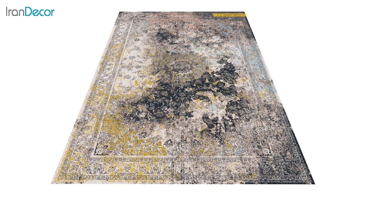 عکس فرش وینتیج برنتین مدل 806-11