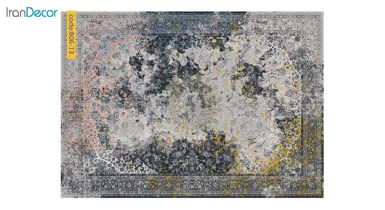 تصویر فرش وینتیج برنتین مدل 806-13