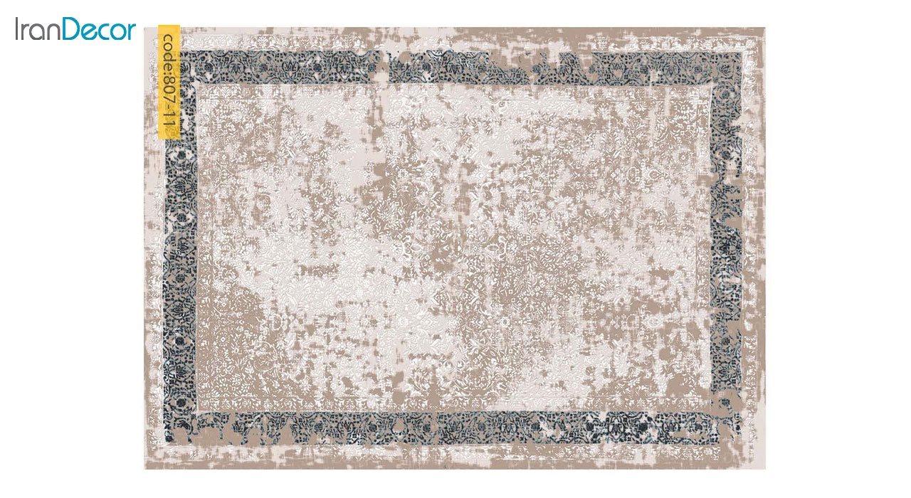 تصویر فرش وینتیج برنتین مدل 807-11