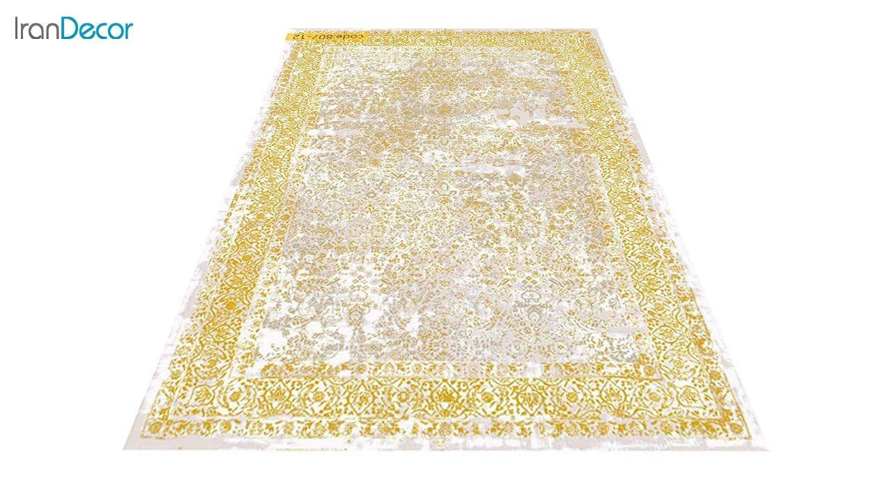 عکس فرش وینتیج برنتین مدل 807-12