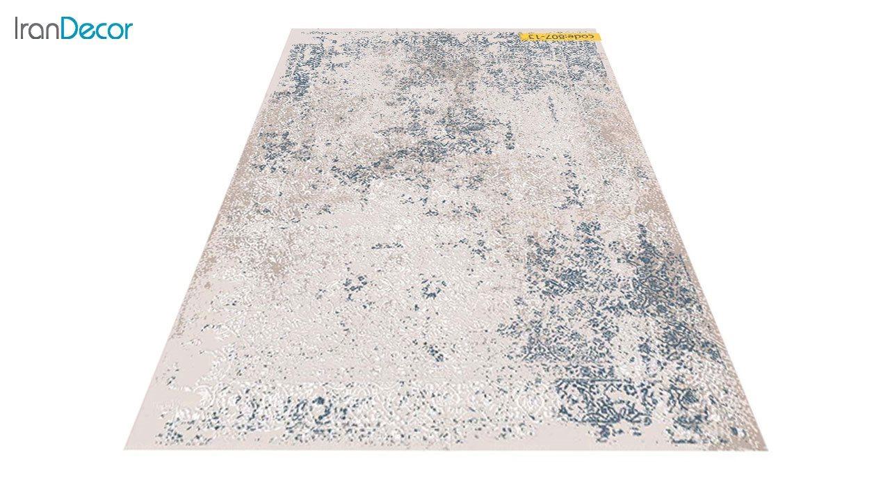 عکس فرش وینتیج برنتین مدل 807-13