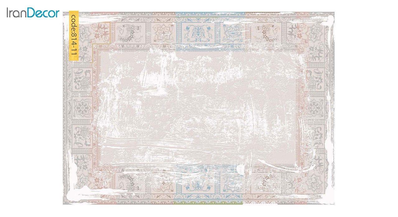 تصویر فرش وینتیج برنتین مدل 814-11