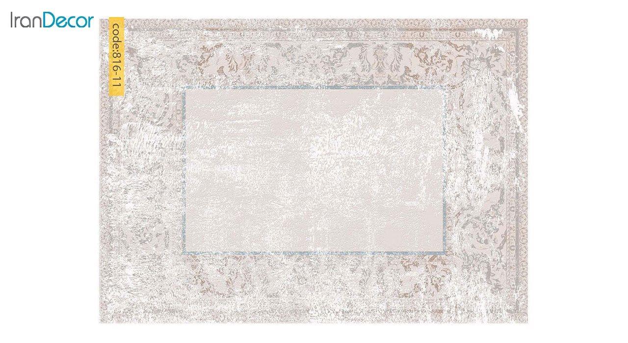 تصویر فرش وینتیج برنتین مدل 816-11