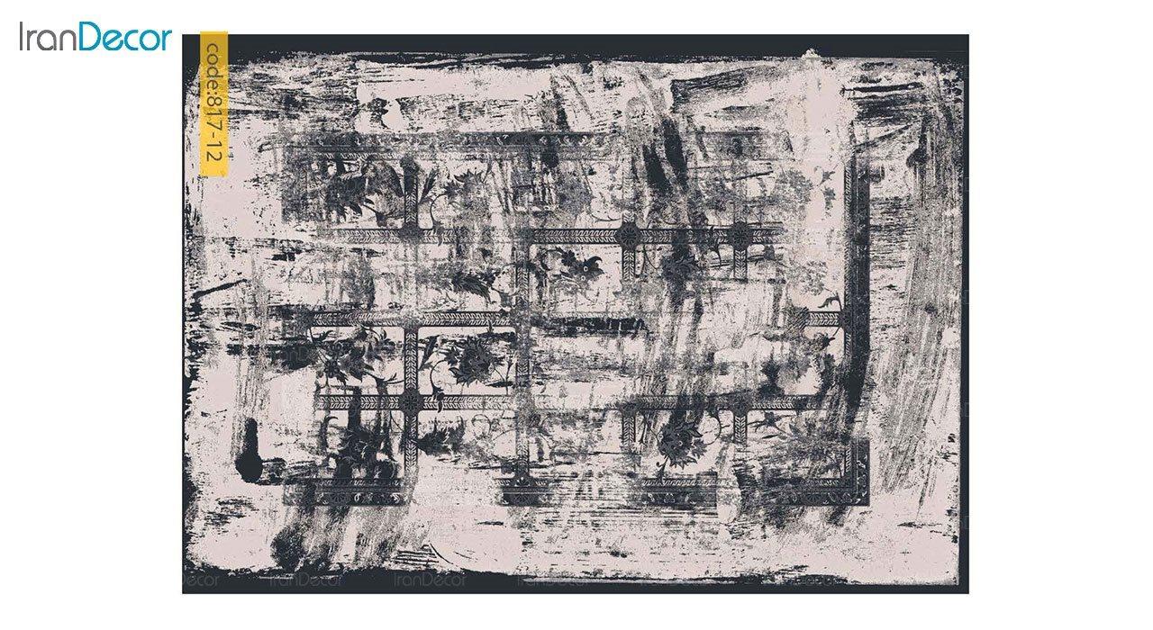 تصویر فرش وینتیج برنتین مدل 817-11