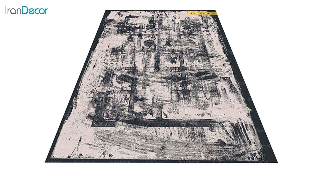 عکس فرش وینتیج برنتین مدل 817-11