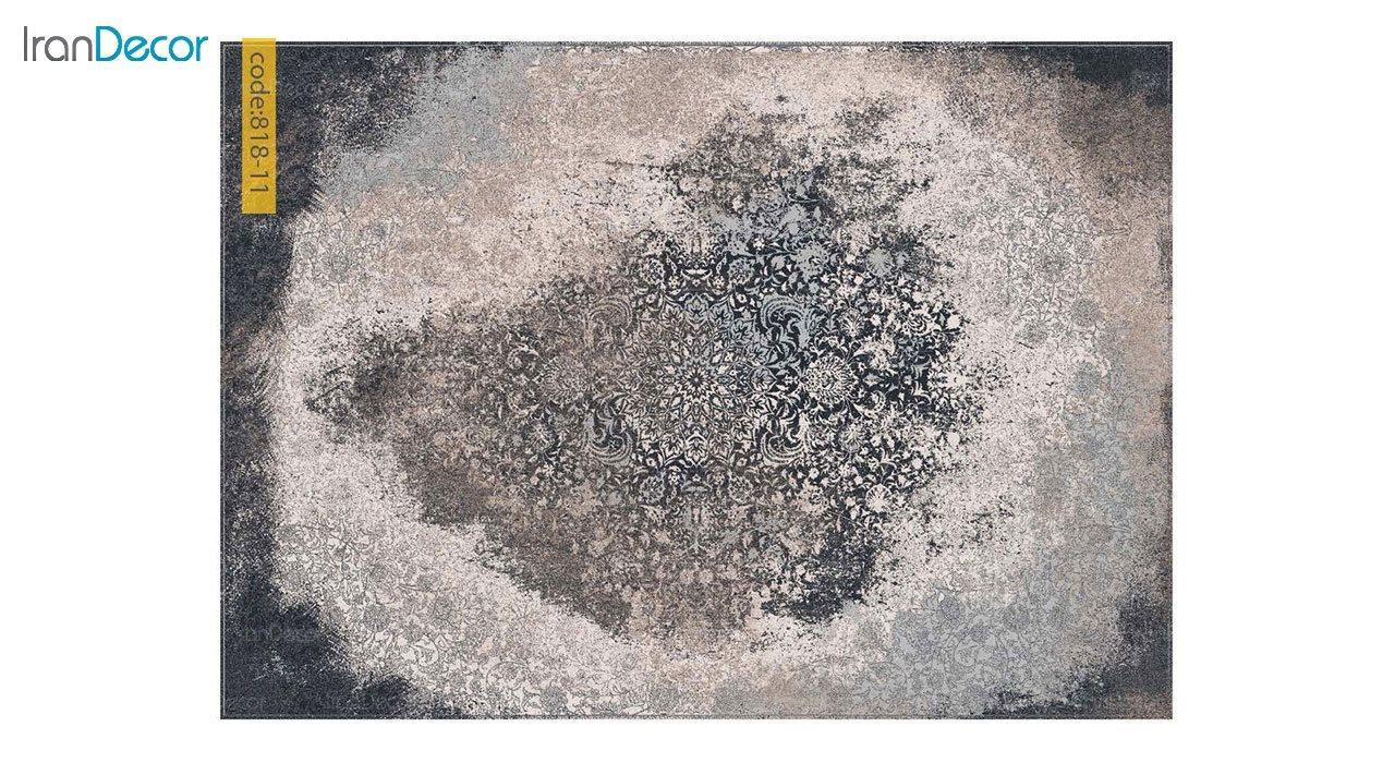 تصویر فرش وینتیج برنتین مدل 818-11
