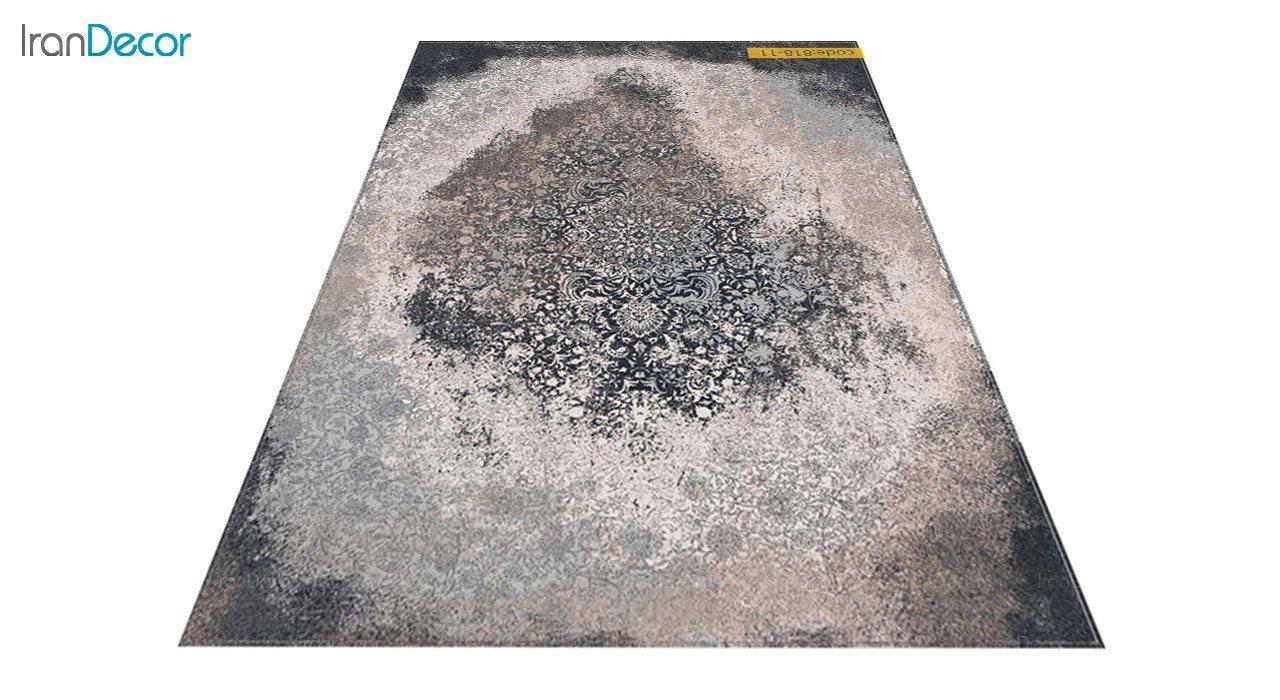 عکس فرش وینتیج برنتین مدل 818-11