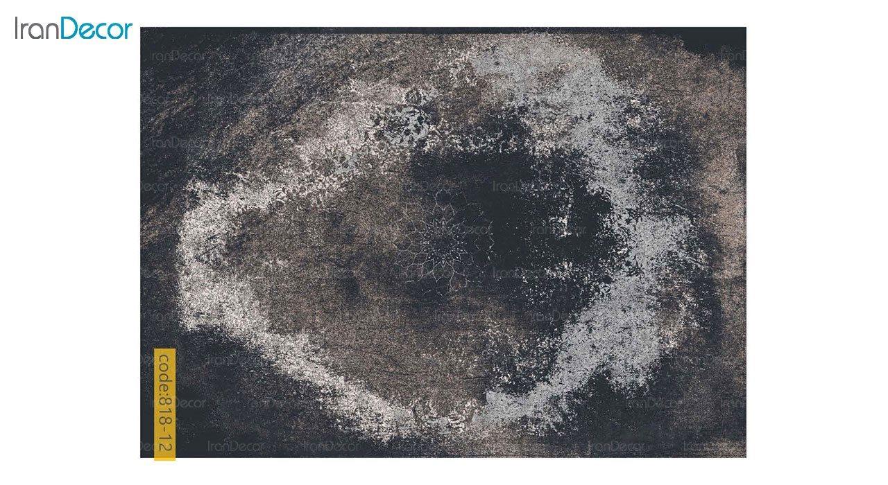 تصویر فرش وینتیج برنتین مدل 818-12