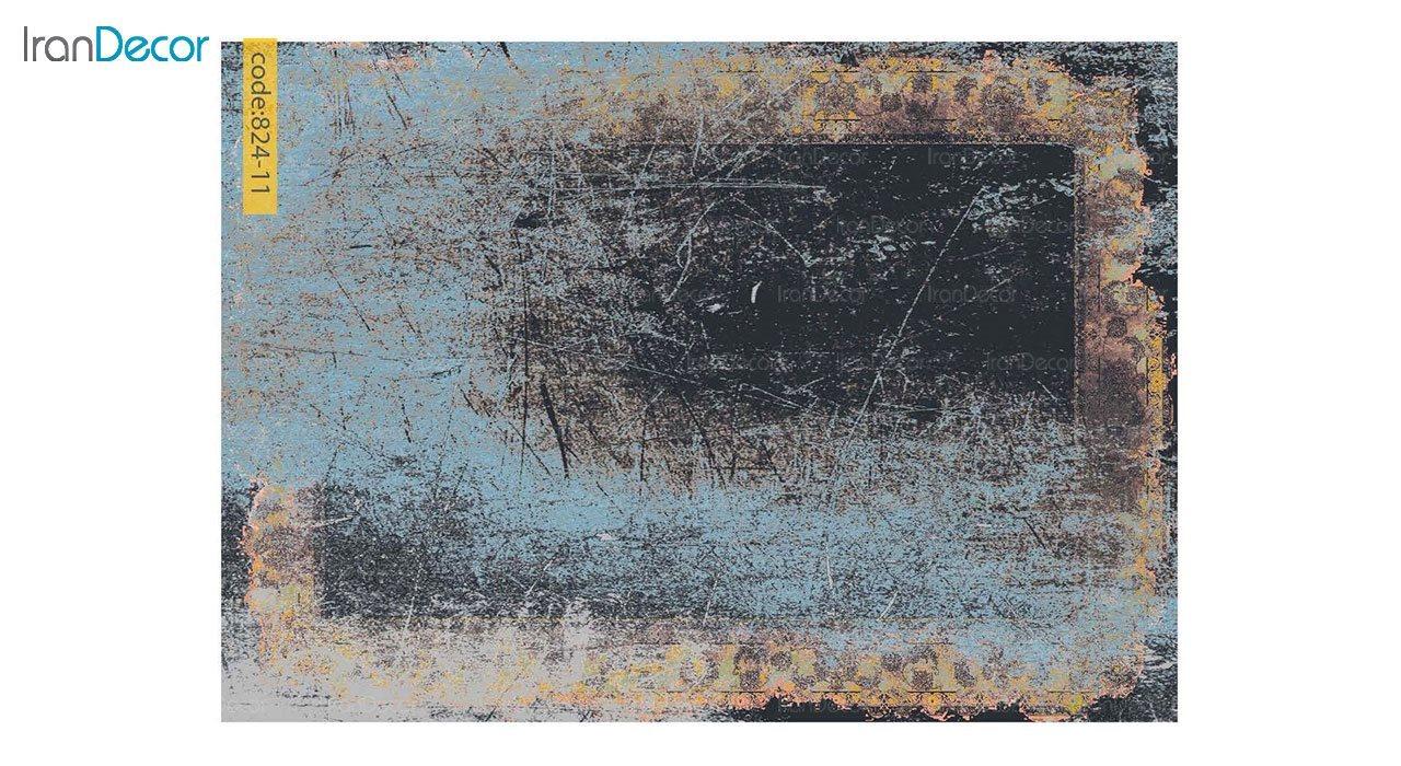 تصویر فرش وینتیج برنتین مدل 824-11