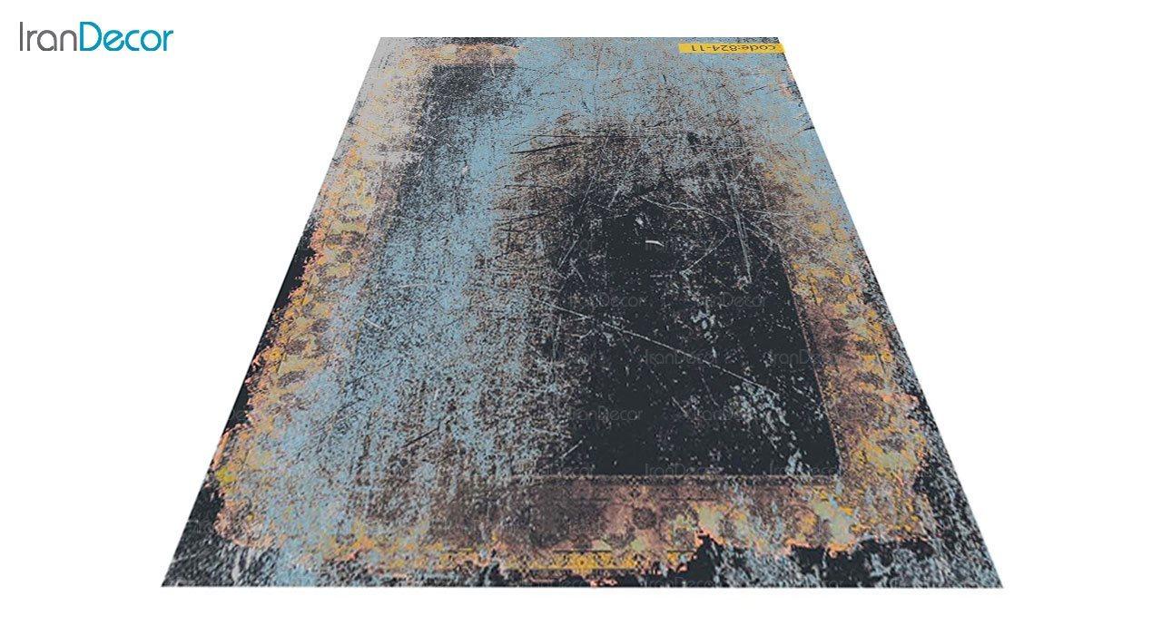 عکس فرش وینتیج برنتین مدل 824-11