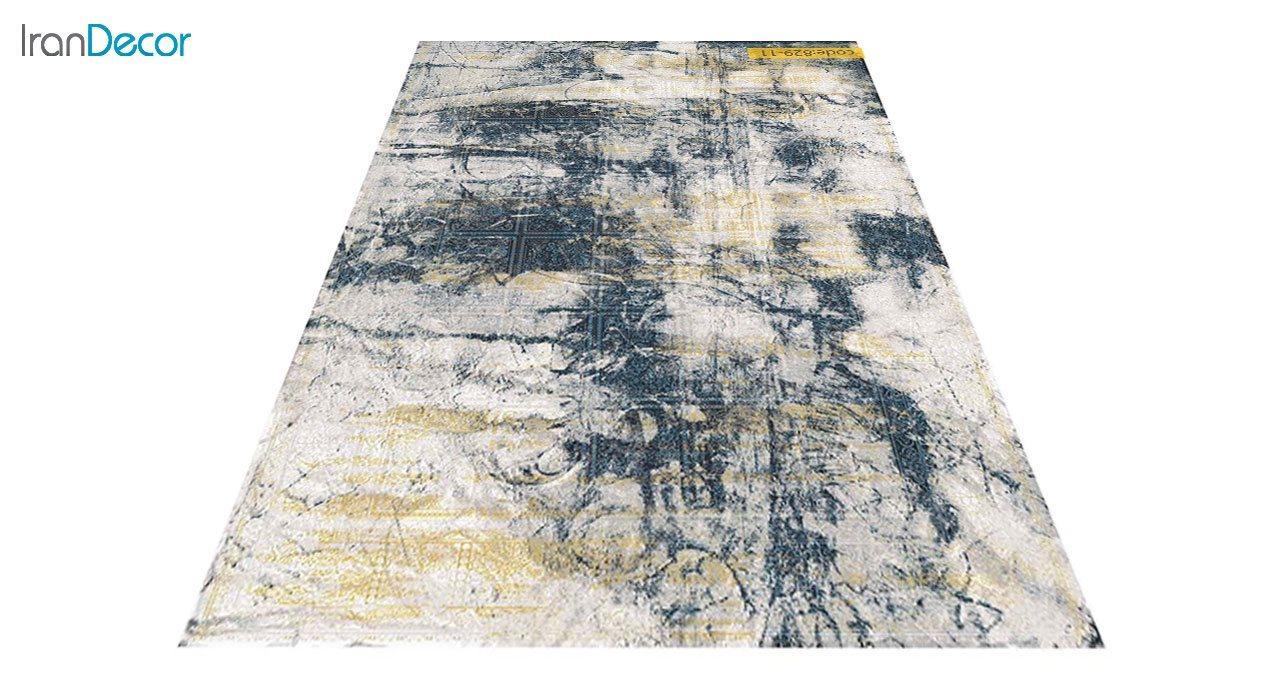 عکس فرش وینتیج برنتین مدل 829-11