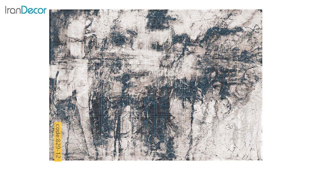 تصویر فرش وینتیج برنتین مدل 829-12
