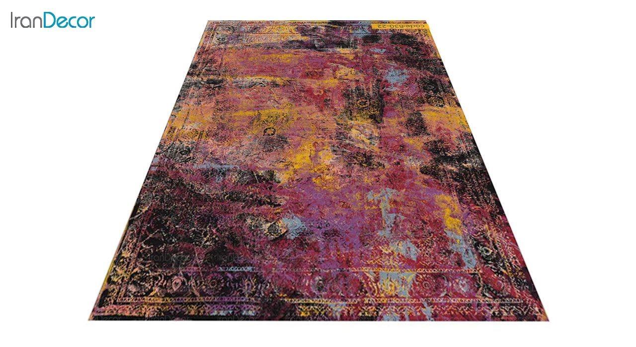 عکس فرش وینتیج برنتین مدل 830-22